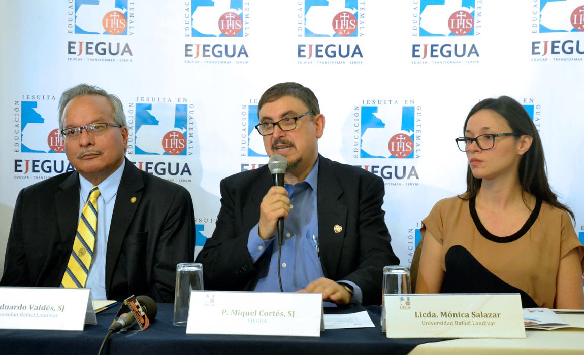 Presentación de investigación sobre la educación media en Guatemala
